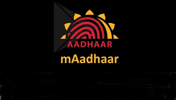 m-Aadhar as one of the prescribed proofs of Identity for Rail Travel